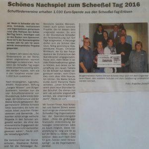 Bericht der Rotenburger Rundschau